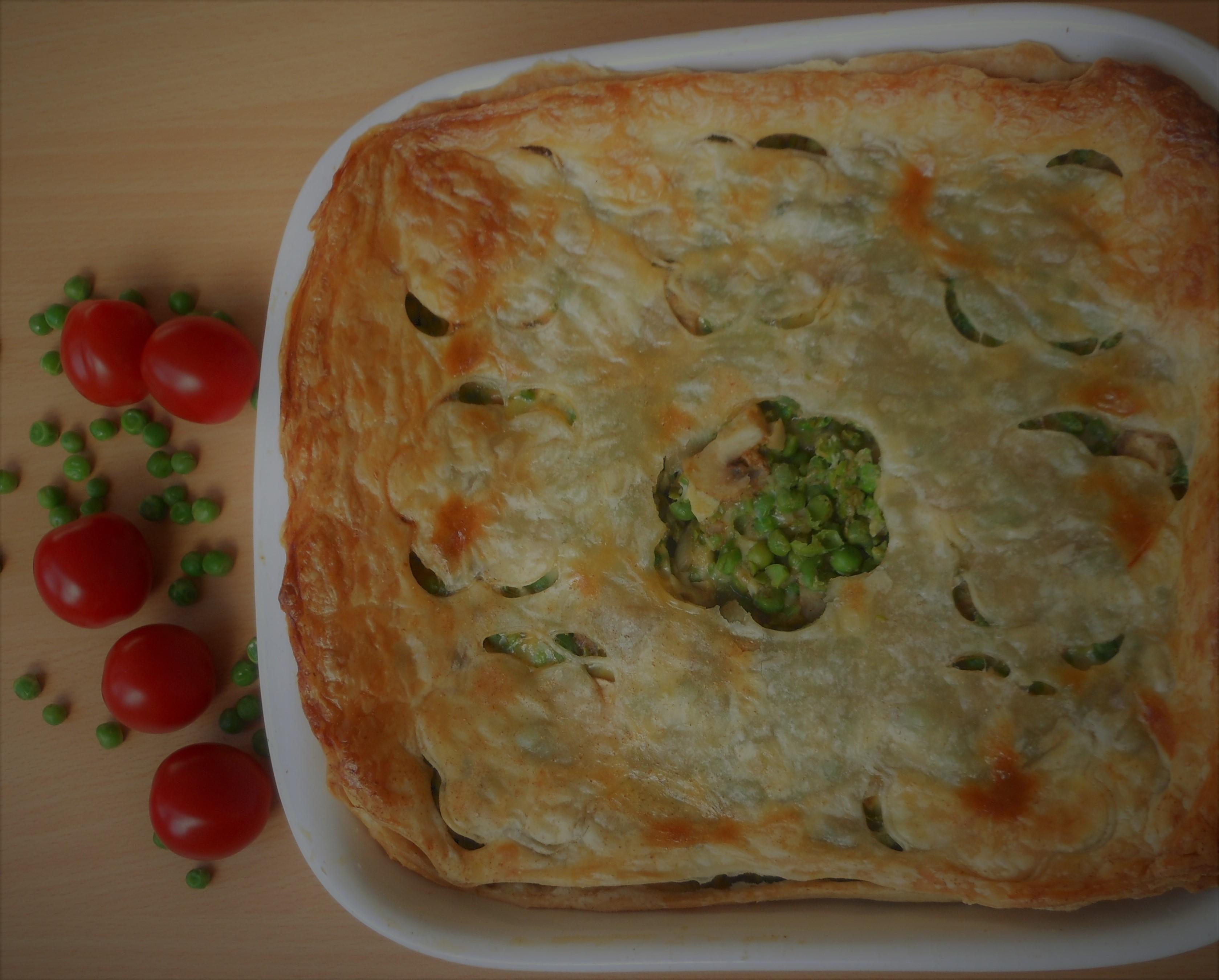 Engelse pie