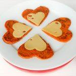 Rode pannenkoeken