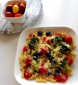 broccoli fusillisalade