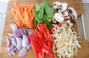 Tjap Tjoy groente