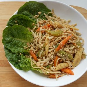 Thaise noedelsalade