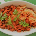 Veggie tandoori