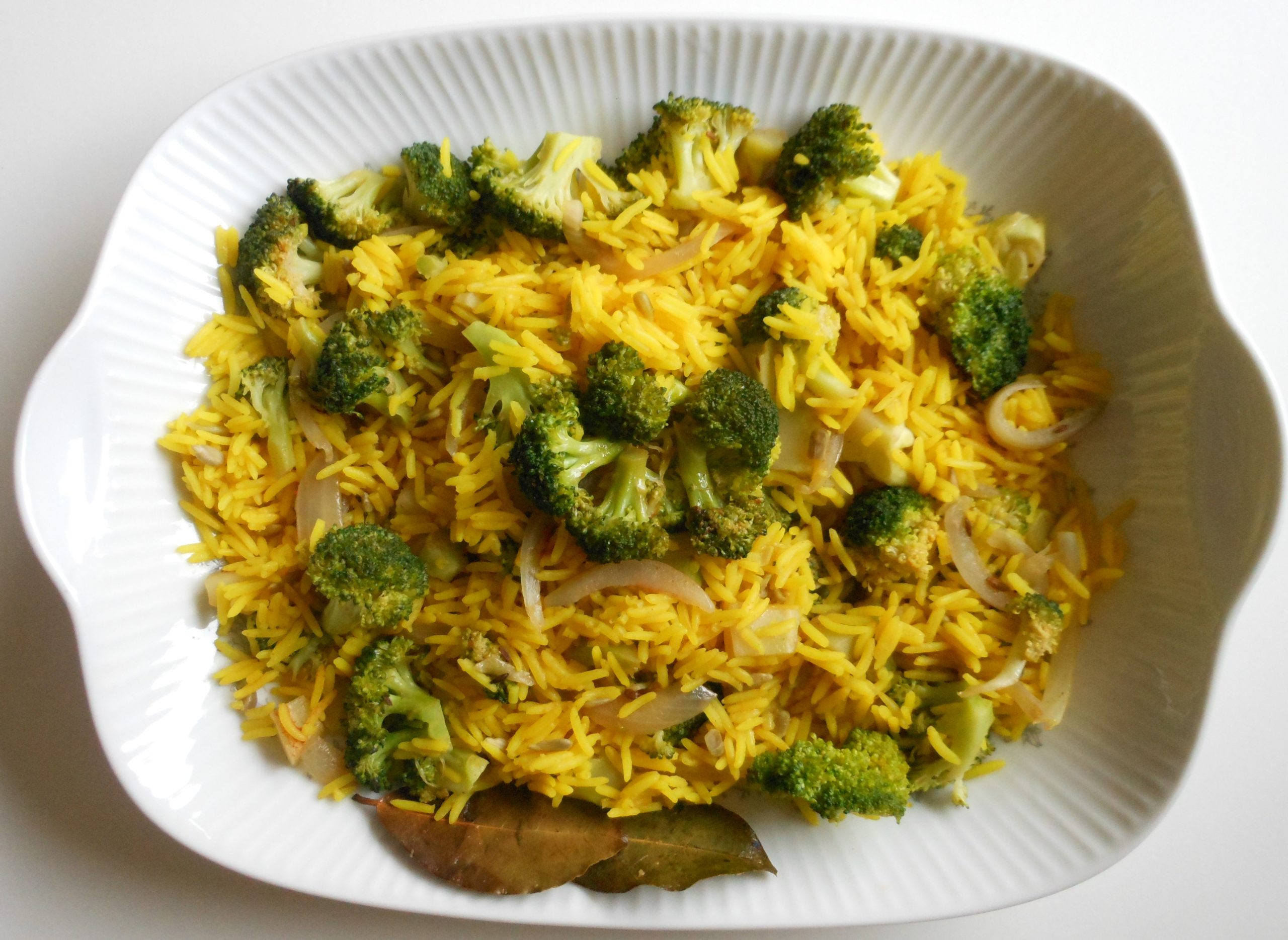 Broccoli pilav