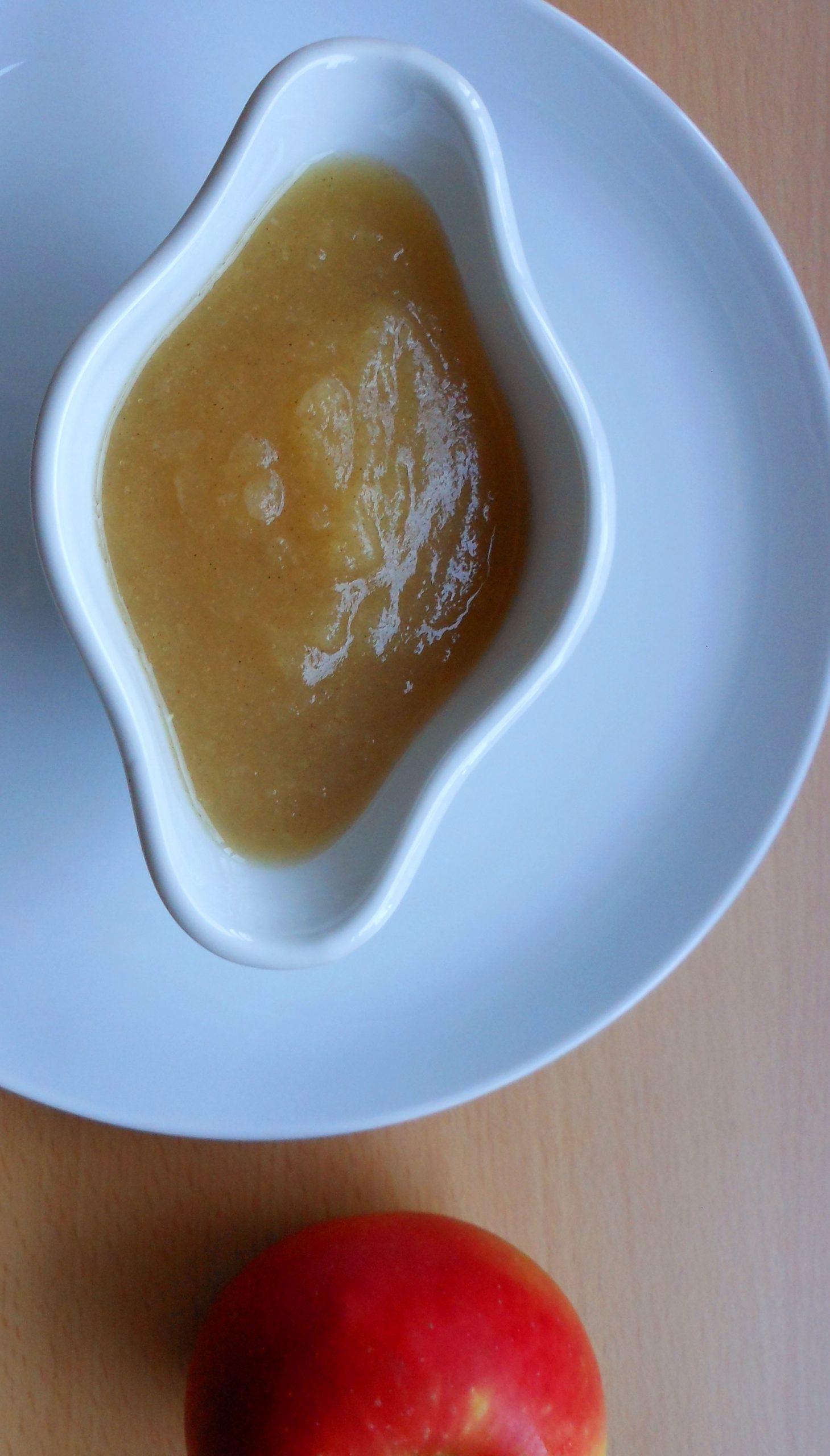 Appel-ananas spread