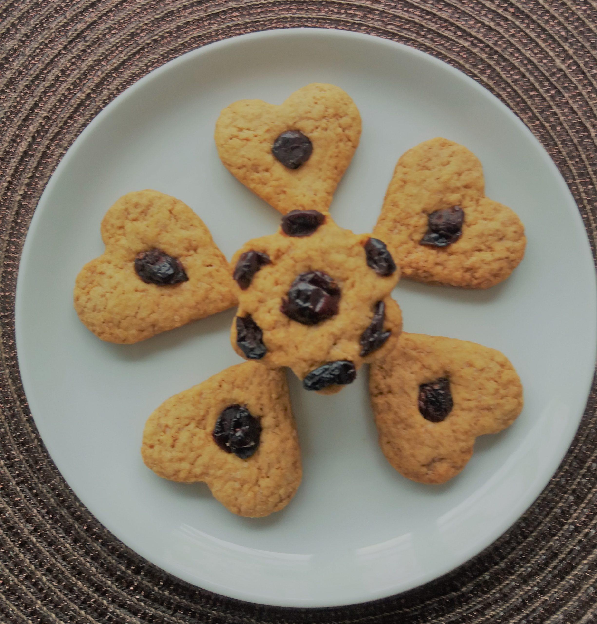 Snelle koekjes voor Mam