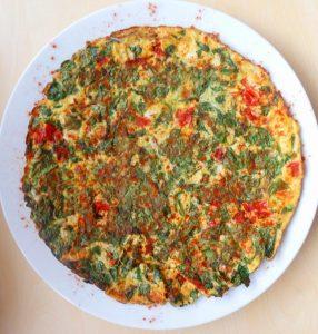 Indiase omelet