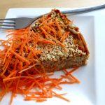Hartige vegan taart
