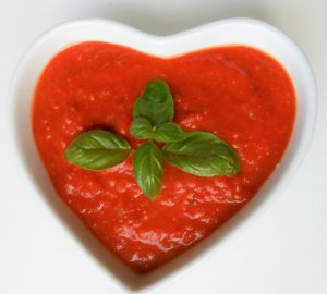 Rode saus