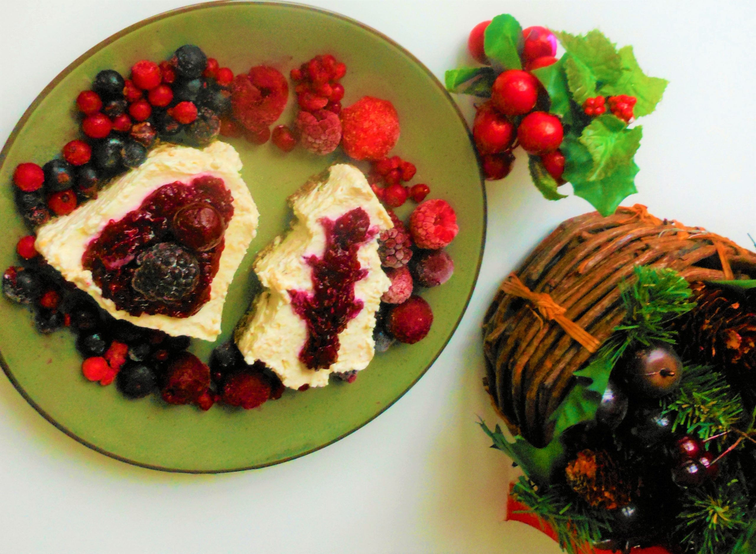 GELATINEVRIJE CHEESE CAKES