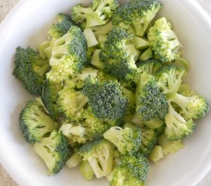 Broccolistukjes