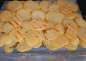 Aardappelen grillen