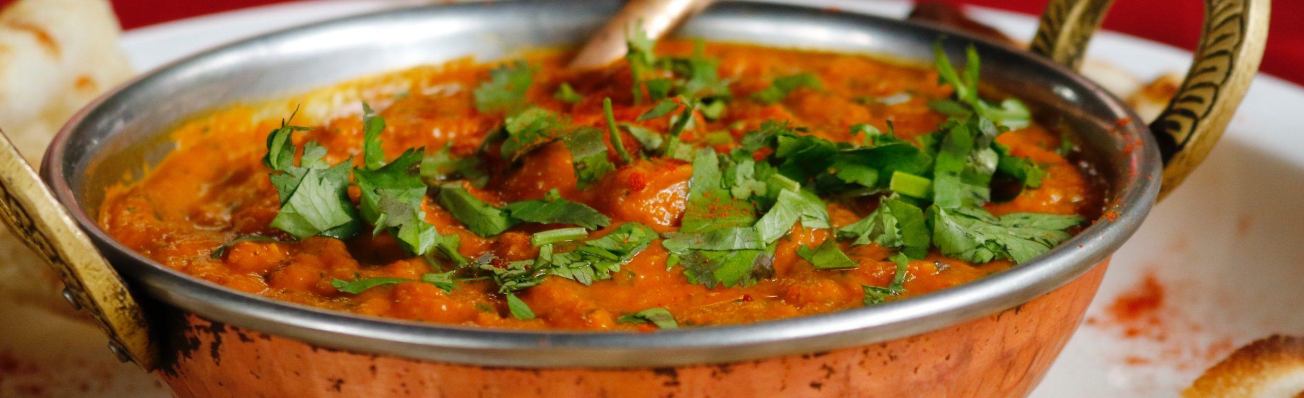 Curry's en groenteschotels