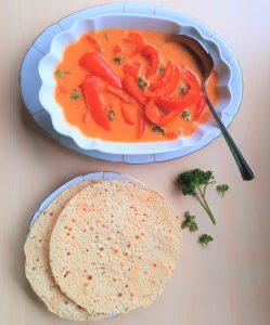 Paprika curry